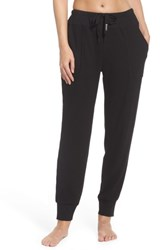 Dkny Women's Lounge Jogger Pants Black