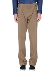 Marina Yachting Trousers Casual Trousers Men Khaki