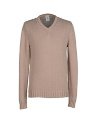Galliano Knitwear Jumpers Men Dove Grey