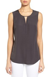 Women's Nic Zoe Keyhole Top Phantom