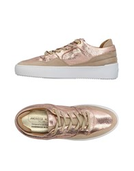 Android Homme Sneakers Light Pink