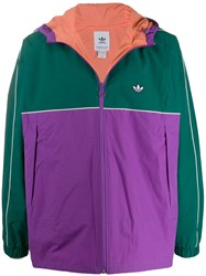Adidas Colour Block Pullover Jacket 60