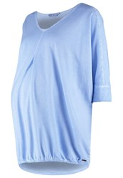 Bellybutton Maline Long Sleeved Top Skyway Light Blue
