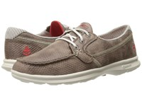 Skechers Go Step Shore Brown Women's Shoes