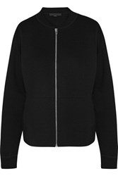 Alexander Wang Merino Wool Blend Cardigan Black