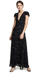 Fame And Partners The Rumi Dress Starry Night Print