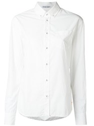 Tomas Maier Button Down Shirt White