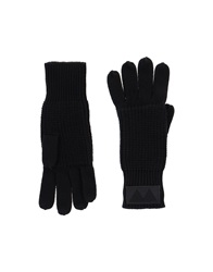 Marc By Marc Jacobs Gloves Black