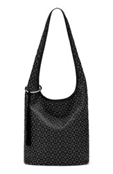 Elizabeth And James Finley Courier Leather Hobo