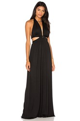 Rachel Pally Naeva Maxi Dress Black