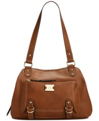 Style And Co. Precious Cargo Satchel Luggage