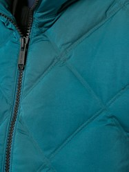 Cerruti 1881 Quilted Gilet Polyester Blue