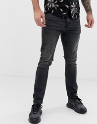 Voi Jeans Skinny In Black