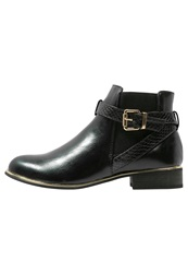 Lipsy Bianca Ankle Boots Black