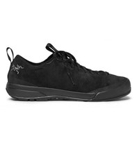 Arc'teryx Acrux Sl Suede Hiking Sneakers Black