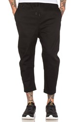 Publish Slash 3 4 Pant Black