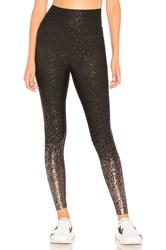 Beyond Yoga Alloy Ombre High Waisted Midi Legging Black