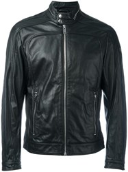 Diesel Zipped Jacket Black