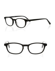 Eyebobs On Board 90 47Mm Oval Reading Glasses Black