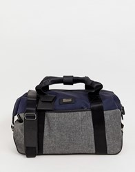 Ted Baker Brunswick Small Holdall Navy