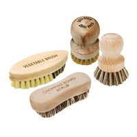 Eddingtons Valet Kitchen Brush Set Set Of 4
