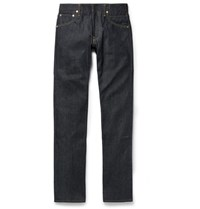 Visvim Social Sculpture 01 Slim Fit Selvedge Denim Jeans Indigo