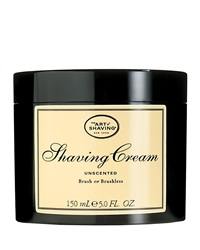 The Art Of Shaving Brush Or Brushless Shaving Cream Unscented