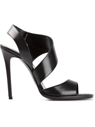 Haider Ackermann 'Aphrodite' Sandals Black