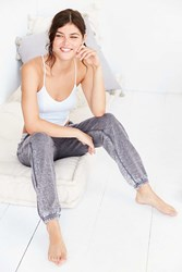 Out From Under Late Pass Burnout Sweatpant Grey
