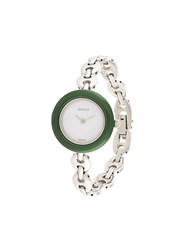 Gucci Pre Owned Changeable Bezel Watch Multicolour