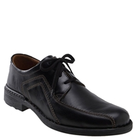 Josef Seibel 'Sander' Oxford Roma Black