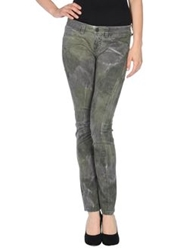 Cellar Door Casual Pants Military Green