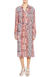 Women's Minkpink 'Majestic Carpet' Shirtdress
