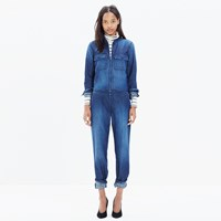 Madewell Coverall Zip Jumpsuit