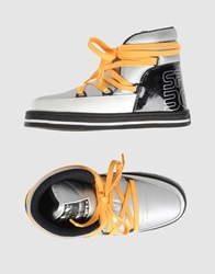 Forfex High Top Sneakers