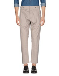 Messagerie Casual Pants Light Grey