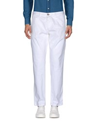 Basicon Casual Pants White