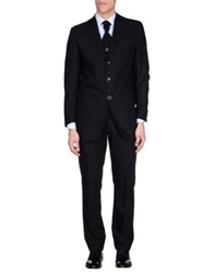 Tiziano Reali Suits Black