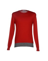 Ice Iceberg Knitwear Jumpers Men Red
