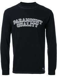 Bedwin And The Heartbreakers 'Paramount Quality' Sweatshirt Blue