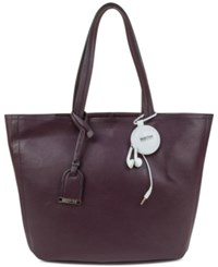 Kenneth Cole Reaction Clean Slate Tote With Retractable Earbuds Blackberry