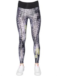 Koral Printed Lycra Leggings