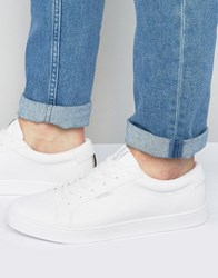 Jack And Jones Sable Sneakers White