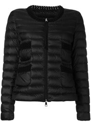 Moncler Classic Puffer Jacket Black
