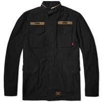 Wtaps M 65 Jacket Black