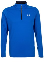 Under Armour Streaker Long Sleeved Top Ultra Blue Midnight Reflective