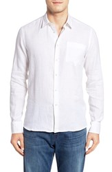 Vilebrequin Men's Caroubie Regular Fit Linen Sport Shirt