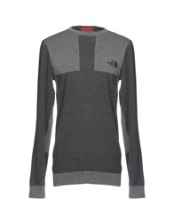 The North Face Sweaters Steel Grey