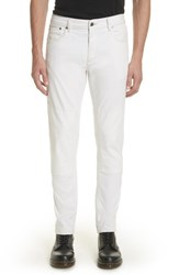 Belstaff Melford Slim Fit Jeans Natural White