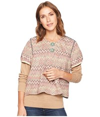 Double D Ranchwear Eisa Top Multi Clothing